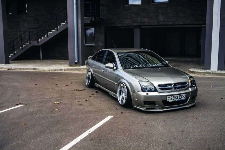 GTS Vectra on Custom splits