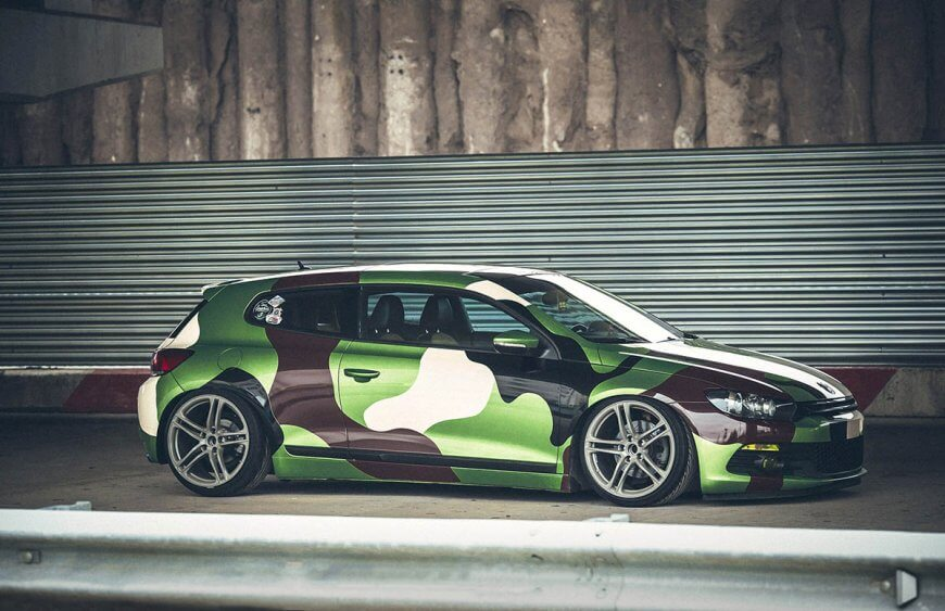 Turn head Scirocco