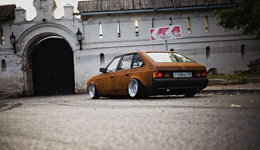 Do Russian car's match with stance?