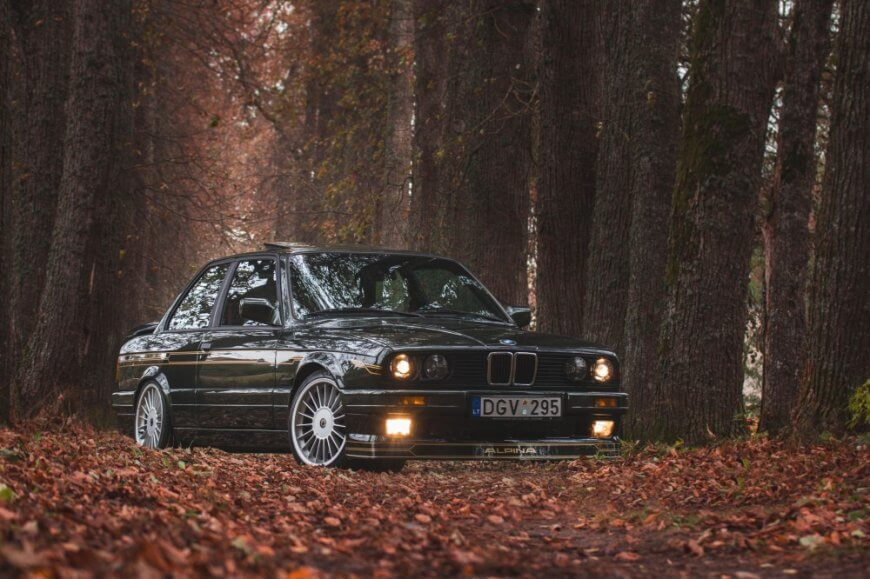 A story of a mighty E30