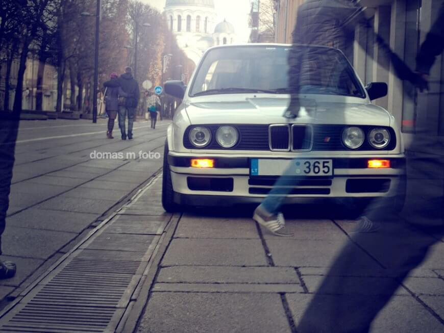 E30 from Lithuania