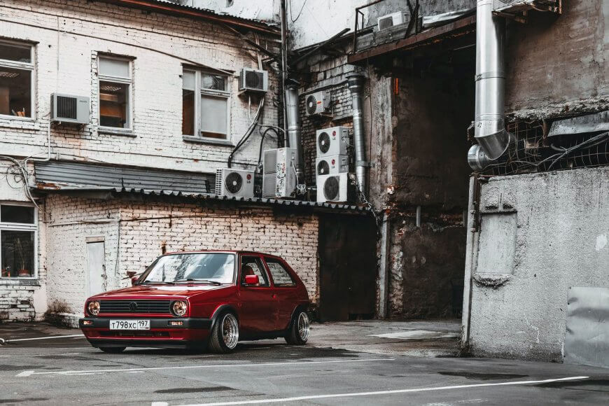 MK2 Golf done right
