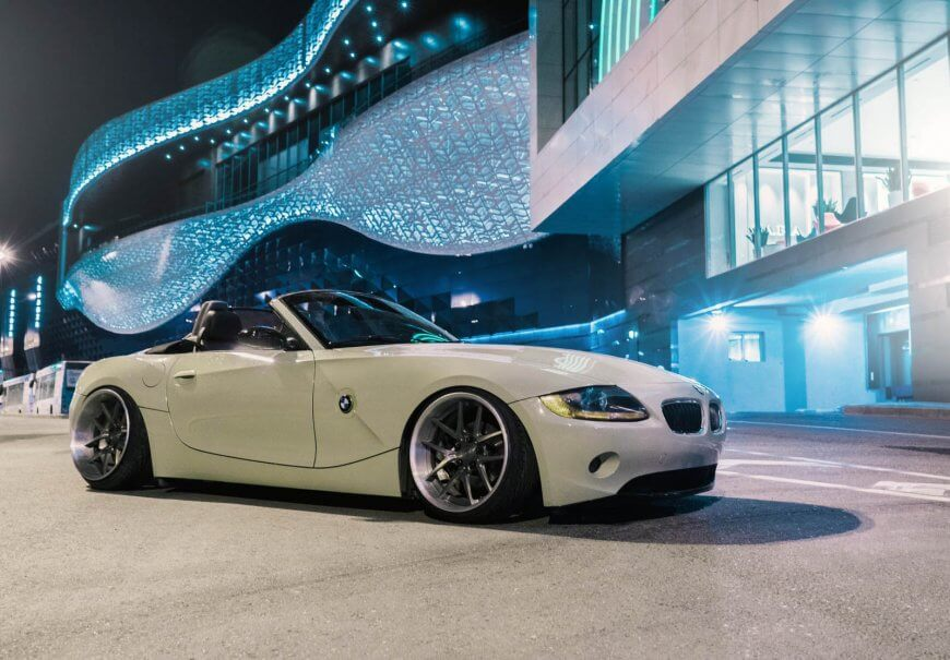 BMW Z4 Daily cruiser status
